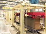 AAC ha sterilizzato nell'autoclave il blocchetto concreto aerato del mattone che fa l'apparecchio e linea o dispositivo di produzione leggera del mattone