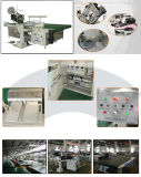 Máquina automática da borda da fita para a manufatura da máquina do colchão