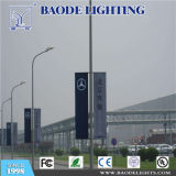 9m Galvanized Round en Conical Street Lighting Pool (bdp-2)