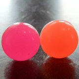 カスタムシリコーン/天然ゴムの振動球