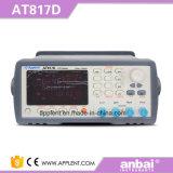 VFDの表示(AT817D)が付いているデジタルLCRメートル