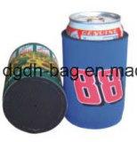 ワイン・ボトルのクーラーまたは缶ビールのクーラーのためのネオプレンのアクセサリ