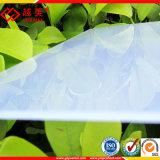 Folha de difusão clara do policarbonato para a folha do sólido da lâmpada do diodo emissor de luz