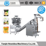 Machine à emballer augmentée par K398EL de casse-croûte de nourriture