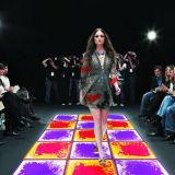 Venta caliente 2016 de Guangzhou Supllier LED interactivo líquido Dance Floor