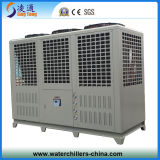 Semi-Hemetic Piston Compressor Chiller Air zu Water Cooled Type