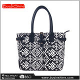 Trendy Etnisch Canvas Dame Tote Hand Bag