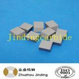 Yg6 텅스텐 시멘트가 발라진 탄화물은 목제 절단 사용을%s 삽입을 보았다