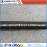Ein umsponnener hydraulischer Schlauch SAE100 R1/SAE 100r1