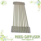 El embalaje del cliente requiere los palillos de lámina de madera del difusor