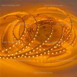 Luz de tira flexível do diodo emissor de luz da cor amarela (LM5050-WN60-Y)