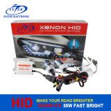 12V 35W OCULTÓ el kit brillante rápido OCULTADO luz Tn-P5 del lastre del xenón del kit H7 de la conversión del xenón
