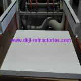 モーガンの炉のライニングのための陶磁器の熱絶縁体のファイバー・ボード
