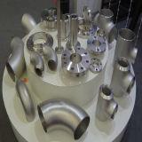 Encaixes de tubulação padrão do Bw do Sénior Sch40 A860 Wphy65 do cotovelo 45D do ANSI B16.9