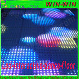 Indicatore luminoso interattivo del LED Dance Floor