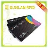 Sunlanrfid tarjeta de identificación inteligente con ISO Aprobar (Muestra Gratis)