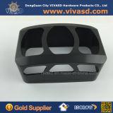Чернота рамки Auminium анодирует части мотоцикла частей CNC частей
