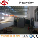 Tempering de vidro Machine para Glass Curtain Wall, Furniture, Showerroom