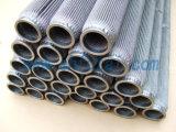 Tubo filtrante del acero inoxidable de la alta precisión