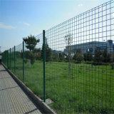 Lieferanten-Fabrik Qualitäts-Maschendraht-Zaun-Straßen-Metallzaun-China-Anping