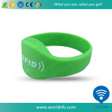 125 kHz Em4200 RFID Wristband-Silikon