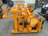 Beweglicher Block, der Maschine Ei die Block-Maschine überlagern lässt populär in den afrikanischen Ländern