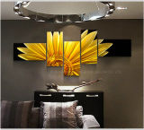De Kunst van de Muur van het Metaal van de zonnebloem voor het Decor van het Huis
