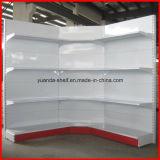 De BinnenHoek van de Supermarkt van de Vertoning van het Metaal van de Plank van de muur van de Leverancier van China met Ce en ISO