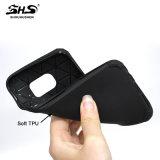 Cassa ibrida protettiva del telefono mobile TPU del PC molle di Shs per il iPhone 7