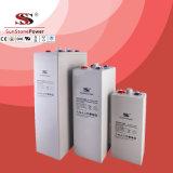 Bateria acidificada ao chumbo da bateria de Opzv do gel da série 2V 2000ah de Opg da manufatura de Sunstone