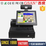 Kleine Registrierkasse-Maschinen-Inhalt Positions-Systems-Einzelhandelsverkauf-Systeme
