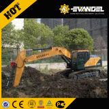 Vendita calda escavatore 215vs di marca della Hyundai da 21 tonnellata in Etiopia