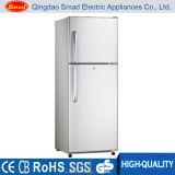 Замораживатель верхней части двойной двери бытовых приборов автоматический размораживает холодильник