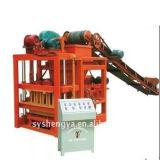Bloc complètement automatique de cavité et de machine à paver faisant la machine en Chine