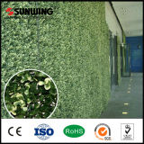 정원을%s Sunwing Special Plastic Artificial White Leaf Wall Fence