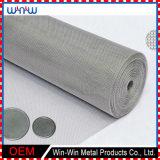 L'abitudine gradua il tessuto secondo la misura del collegare saldato maglia metallica del metallo del rame dell'acciaio inossidabile dello schermo