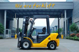 4-Wheel Battery Forklift 3.5T