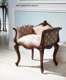 Sgabello di legno classico dell'apprettatrice della mobilia di alta qualità