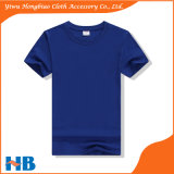 T-shirt 100% rond de cou de nouveau de modèle d'été de short coton de douille