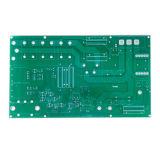 赤いSoldermask PCBのボードの製造業Fr4の1layer