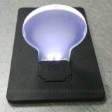 Mini diodo emissor de luz Pocket Lights de Card com Logo Print (4017)