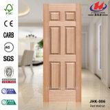 개가시나무 베니어 HDF 문 피부 (JHK-006)