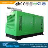 ПогодостойкmNs молчком тип генератор дизеля Genset силы двигателя 200kVA