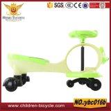 De kleurrijke en Heldere Auto van de Schommeling van de Baby van het Stuk speelgoed van Jonge geitjes voor Oude 2-7years