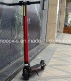 빨간 옥외 운동 스케이트보드 아이들 선물을%s 전기 파도타기를 하는 걷어차기 스쿠터
