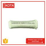 Оплетка твердого тела упаковки твердого волокна полипропилена оплетки материальная