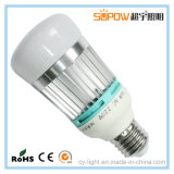 세륨 SAA UL RoHS를 가진 Aluminum+PBT+Glass 16/22/28/36W LED 전구