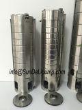 (4SPM2/7-0.37kw) bomba de água submergível do poço profundo do impulsor do aço inoxidável de 4 polegadas com Ce