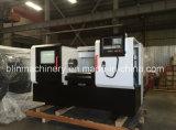 Máquina caliente del torno del metal del CNC de la venta, torno de la precisión