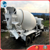 Caminhão de mistura limpo usado do misturador concreto do cimento do cilindro de Isuzu (14T, 10 PE1)
